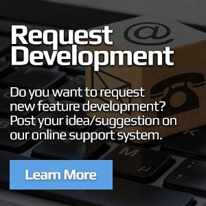 request development