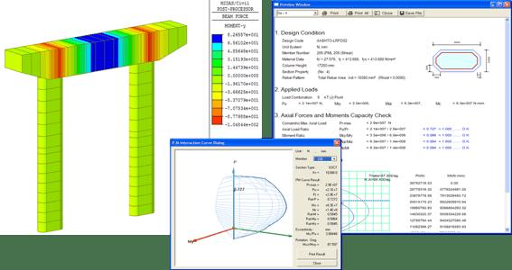 Análisis y diseño de sub-estructura