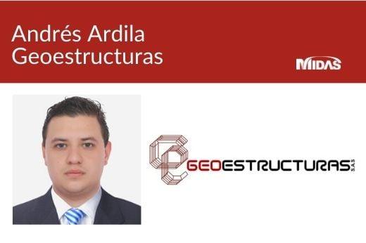 Andrés Ardila Geoestructuras rojo
