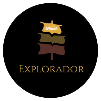 Insignia explorador MIDAS