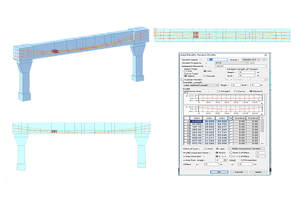 Licensed-Steel_Post_Tension_Straddle_Bend_Design_and_Analysis-8-MIDASoft