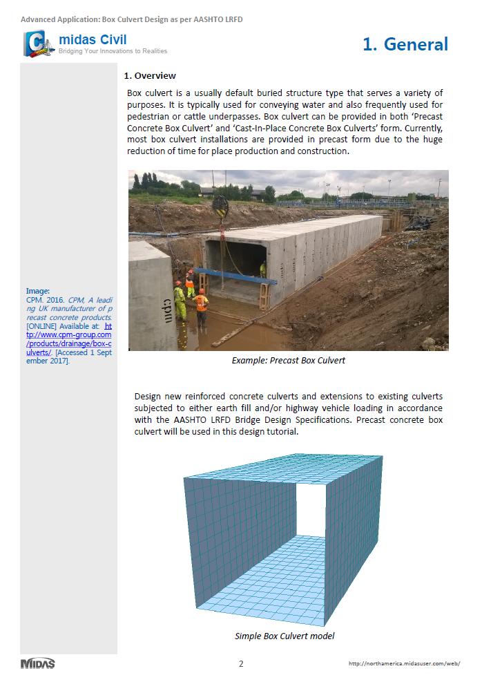 Box Culvert Design 2