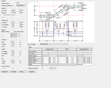 parametros midas designplus