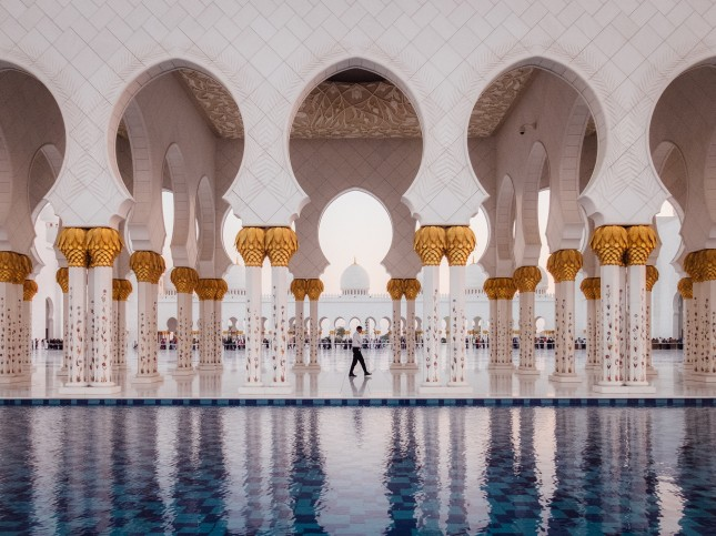 Etapa 3: de Abu Dhabi a Dubai