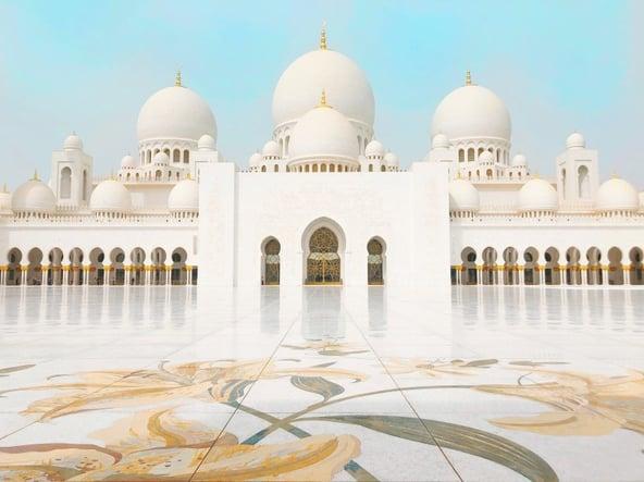 Etapa 2: Abu Dhabi