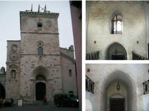 Seismic Safety Assessment of S.Maria Maggiore Cathedral, Italy