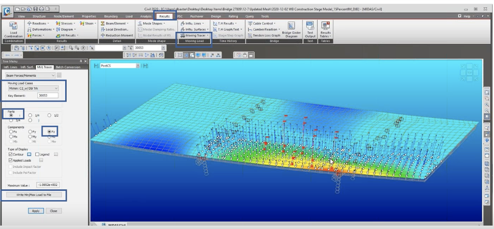 WEBINAR: PIER CAP DESIGN UTILIZING THE STRUT-AND-TIE PROVISIONS OF AASHTO LRFD AND MIDAS CIVIL SOFTWARE